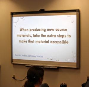 Conference presentation ADA